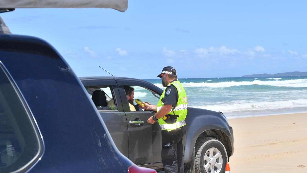 One recent returnee from the tourism hot spot says he did not see a single police officer patrolling the beach.