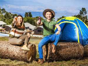 New $2.8m eco-tourism campground in national park