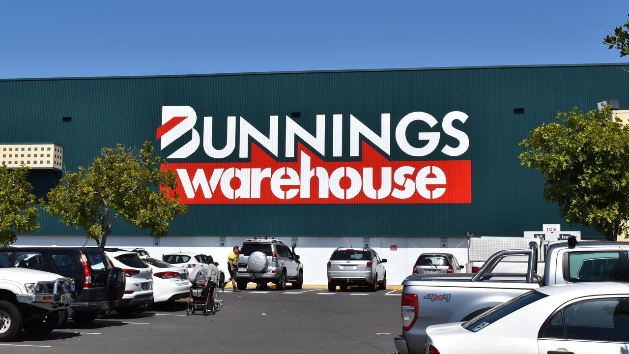 A court has heard a special police task force was formed to combat a drug addicted former factory worker's spate of thefts at Bunnings stores.