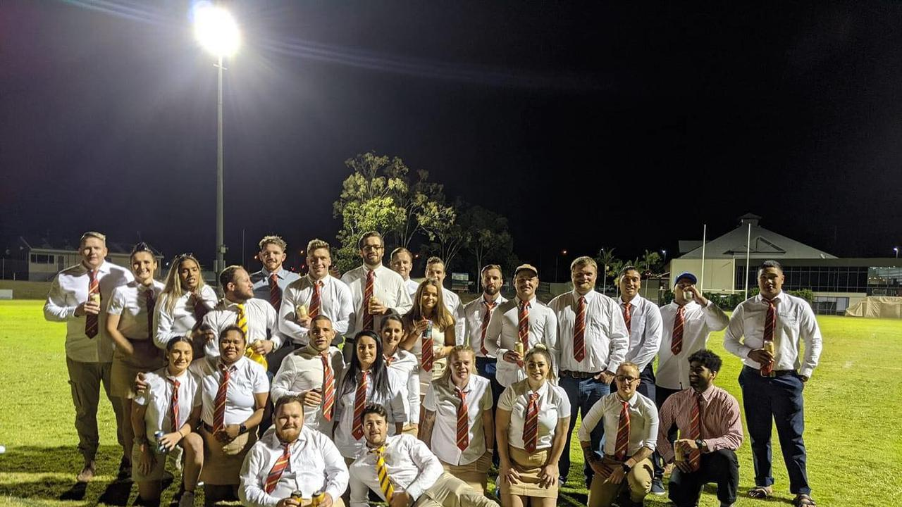 The Gladstone Rugby Union Football Club Goats had a successful weekend club-wide, with the women's side also impressing.