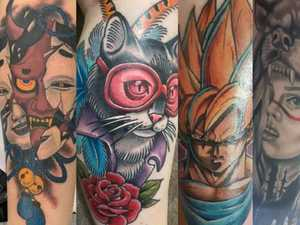 INKED: Vote now on Gympie's best tattoo