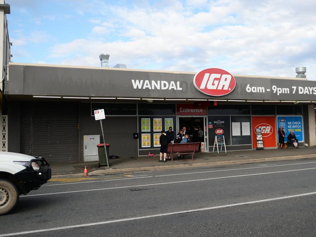 Wandal IGA.