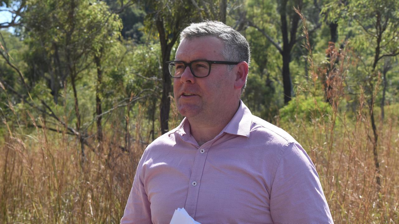 Queensland Senator Murray Watt said there were members of the Liberal Party who didn't believe the Collinsville Power Station stacked up economically.
