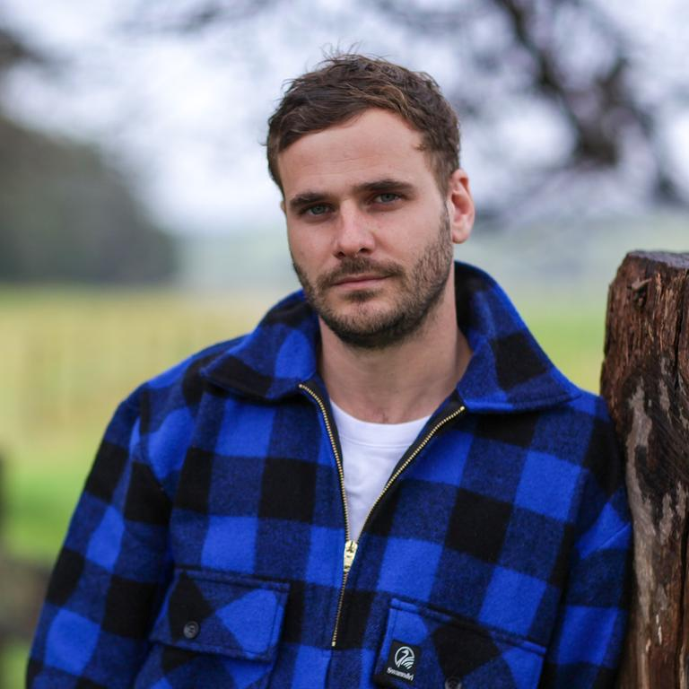 Farmer Matt will appear on new Farmer Wants A Wife. Picture: supplied/ Channel 7