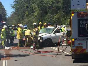 'Lucky no one was killed': Driver fined over head-on crash
