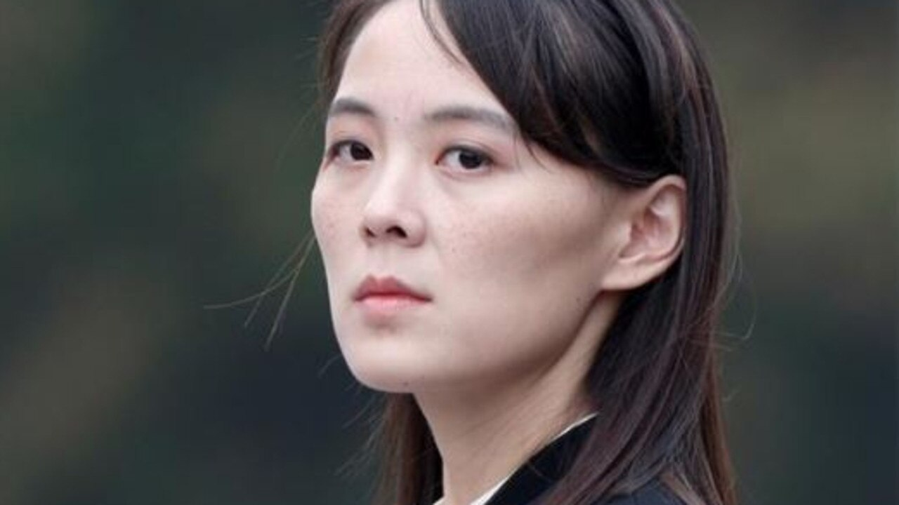 It's been a month since Kim Jong-un's younger sister, once tipped to take his dictator reigns, has been seen in public, sparking fears she may be dead.
