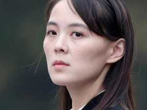 Fears Kim Jong-un's sister may have been 'purged'