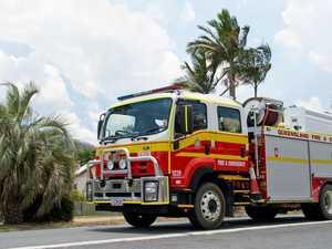 Multiple crews on scene of Mt Morgan bushfire