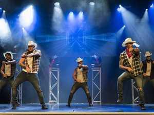 'Magic Mike' show coming to Calliope
