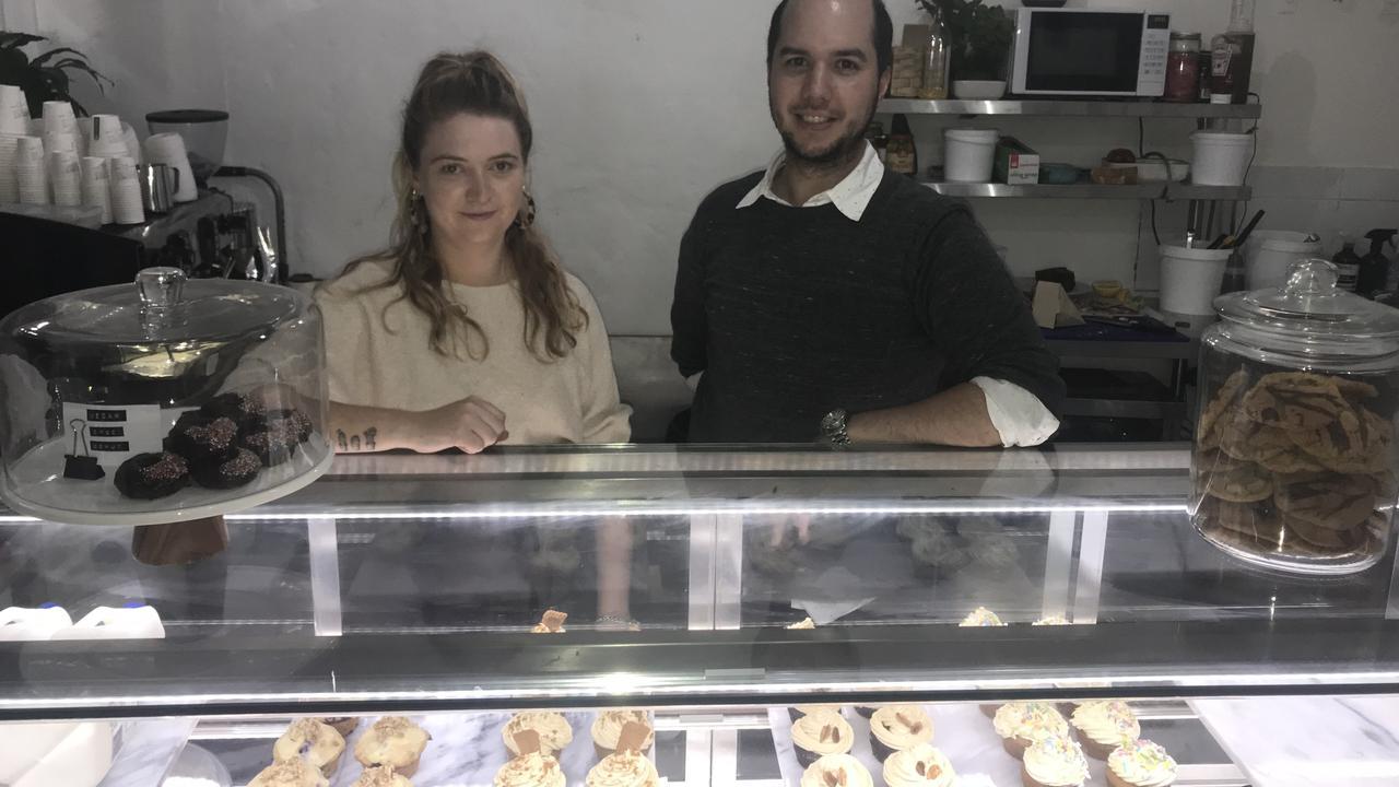Jessi Smith and Joe Steele have opened Doughboy Deli in Lismore CBD.