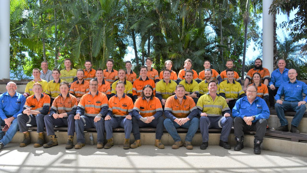 Glencore apprentices have highlighted the skills they have learned during the Skills Centre Presentations at CQUniversity's Emerald Campus.