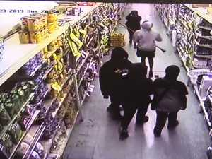 Juvenile gang member in IGA armed robbery also stole 10 cars