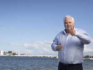 MPs rule out deal with Palmer as election war chest builds