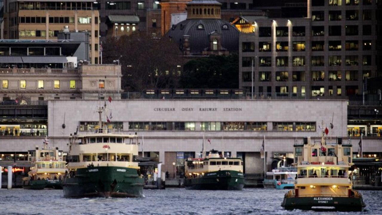 The NSW Government is planning to spend $200 million revamping Circular Quay.