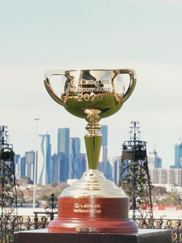 The Lexus Melbourne Cup, 2020.