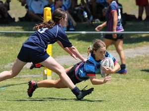 Duo shine for St John's in 'phenomenal' schoolgirls rugby