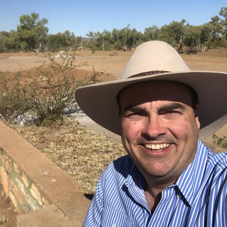 North Queensland First leader Jason Costigan.