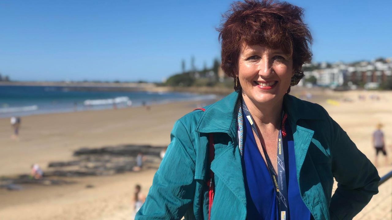 Maroochydore MP Fiona Simpson