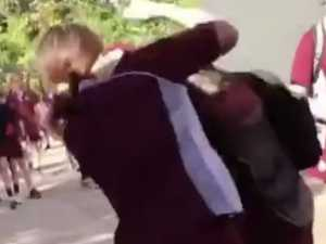 DISTURBING VIDEOS: Rocky's horrific school bullying exposed