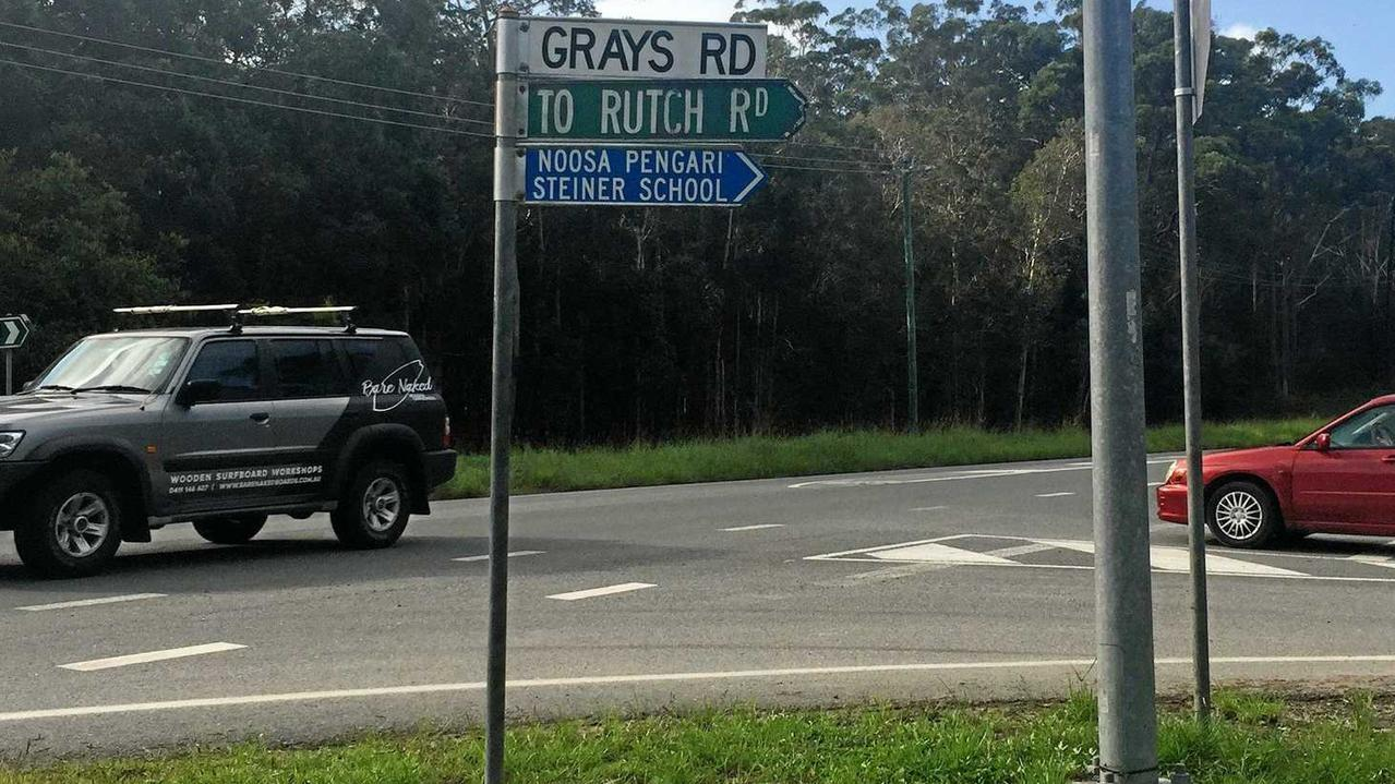 Regular users of the intersection at Grays Rd and Eumundi Noosa Rd say it can be a dangerous junction to negotiate.