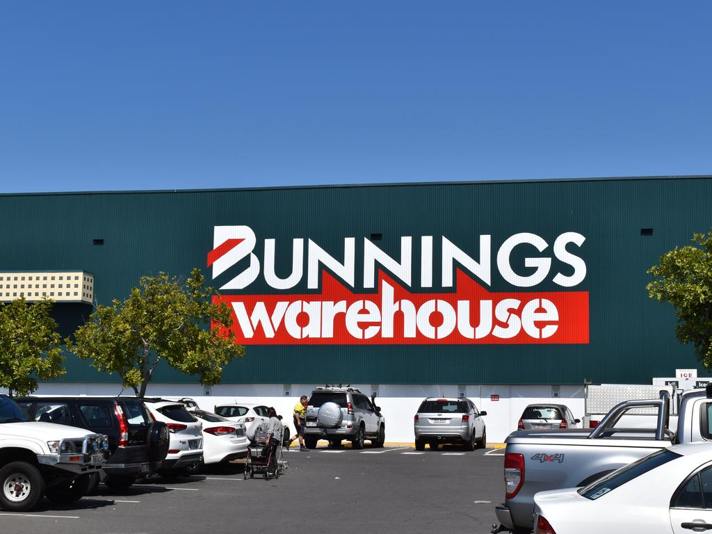 Bunnings had a bumper quarter. Picture: Supplied