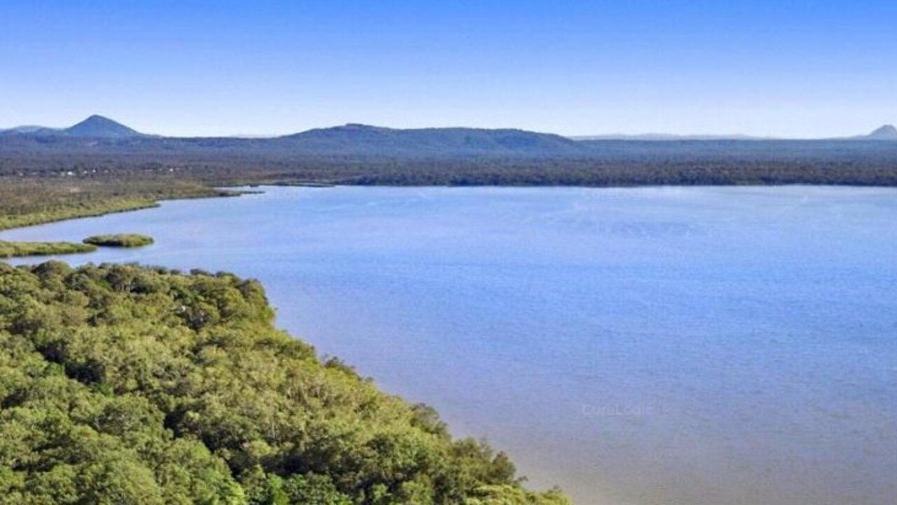 A property has been proposed to be built within a riparian buffer area identified for the Noosa River under the Noosa Plan 2020.
