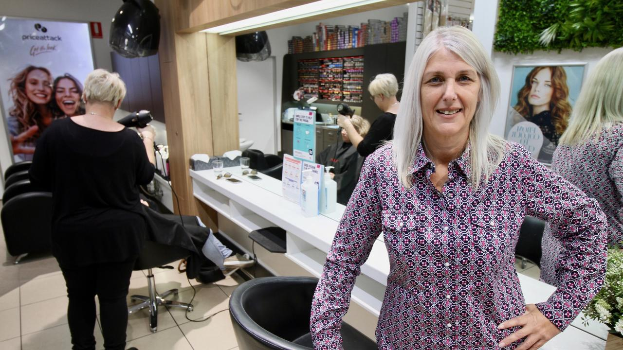 Price Attack Salons' Network Development Manager Delena Farmer. Coffs Harbour has been identified as a 'key location' for the company wanting to expand.
