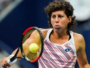 Shock cancer reveal rocks US Open