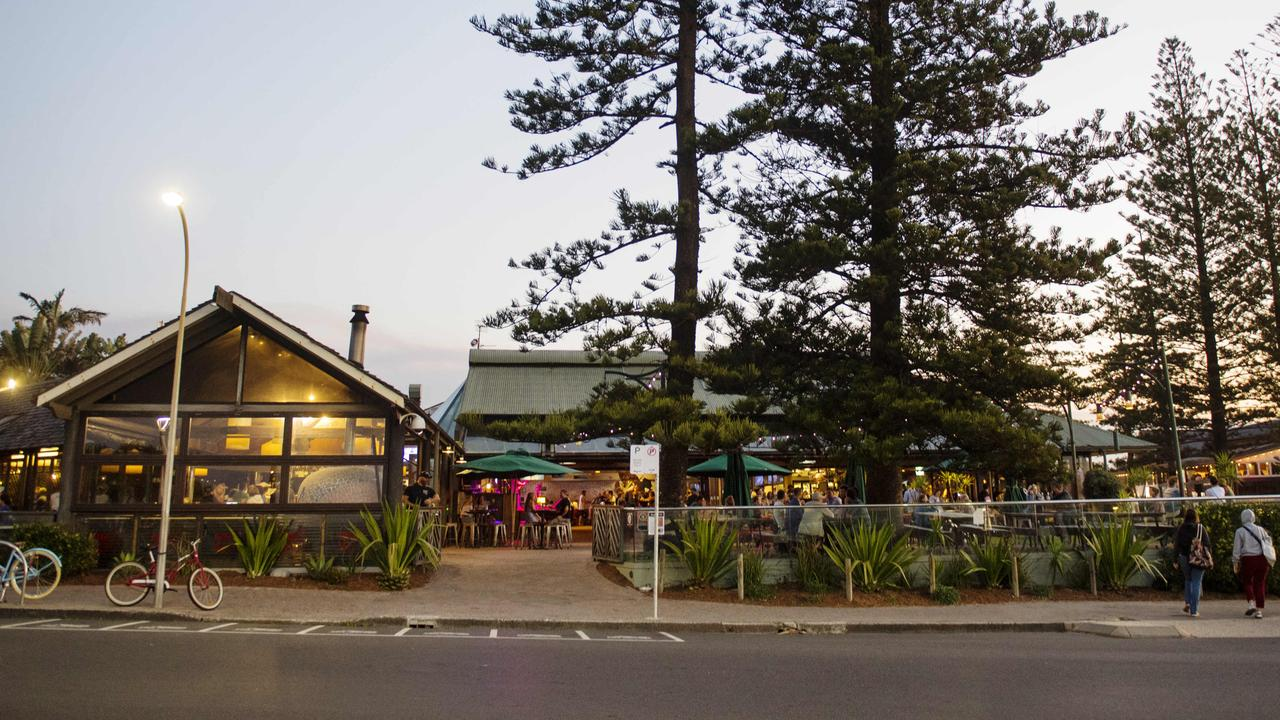 Mr Twigg bought The Beach Hotel in Byron Bay in 2007 for more than $47 million.