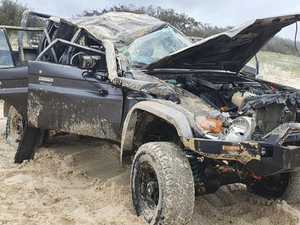 Hoon highway: Cop's calls to ban Teewah camping