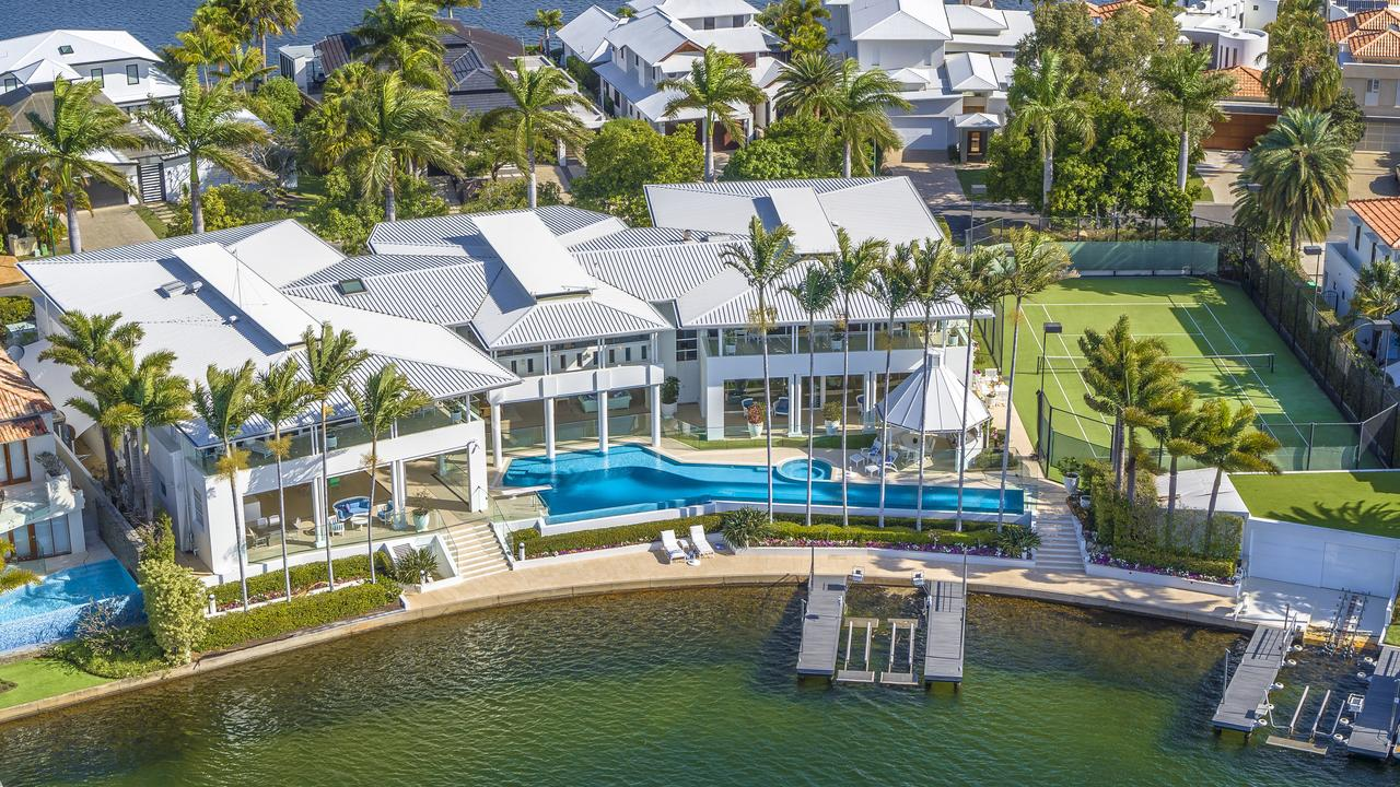Toilet brush pioneer Donald Hay's Noosa mansion sells for $12m