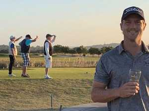 Golfer soars to 'impossible' eagle on tough hole