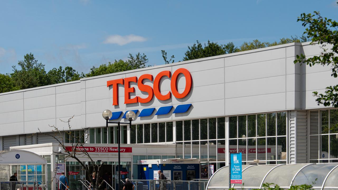 Tesco is one of Europe's biggest supermarket companies. picture: iStock