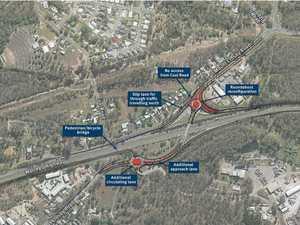 Drivers wait for final design on interchange upgrade