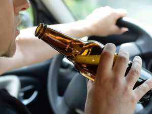 NAMED AND SHAMED: 24 busted for drink driving