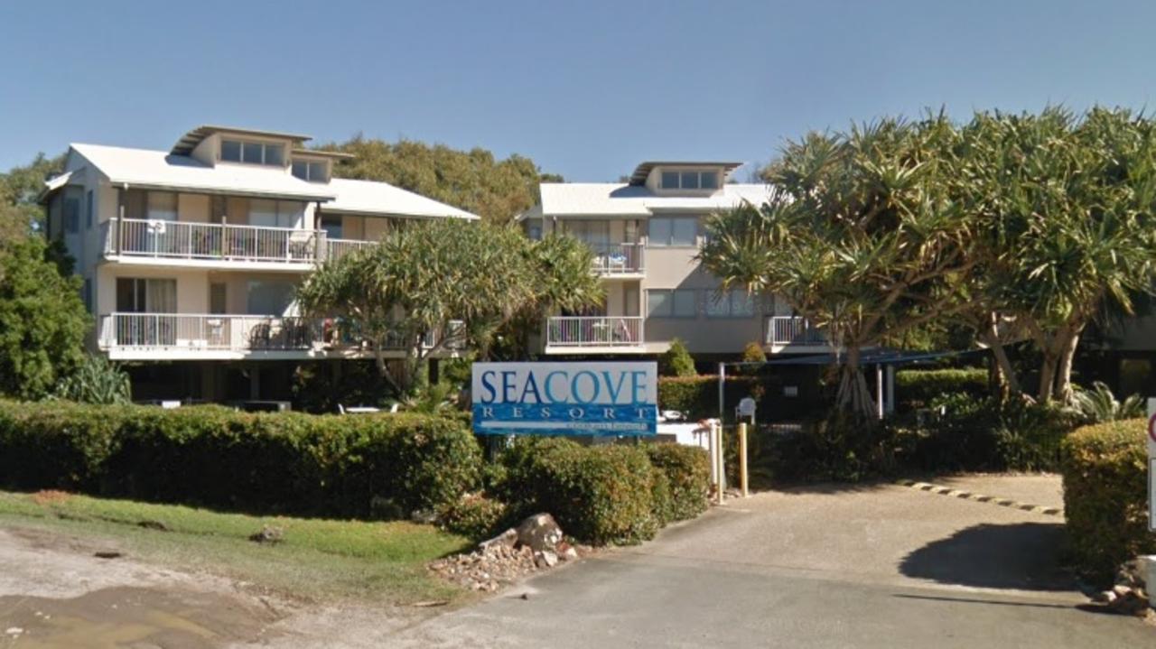 Seacove Resort Coolum Beach.