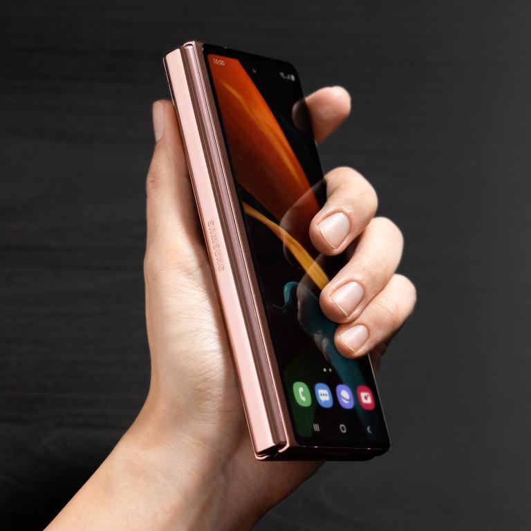 Samsung's $2999 Galaxy Z Fold 2.