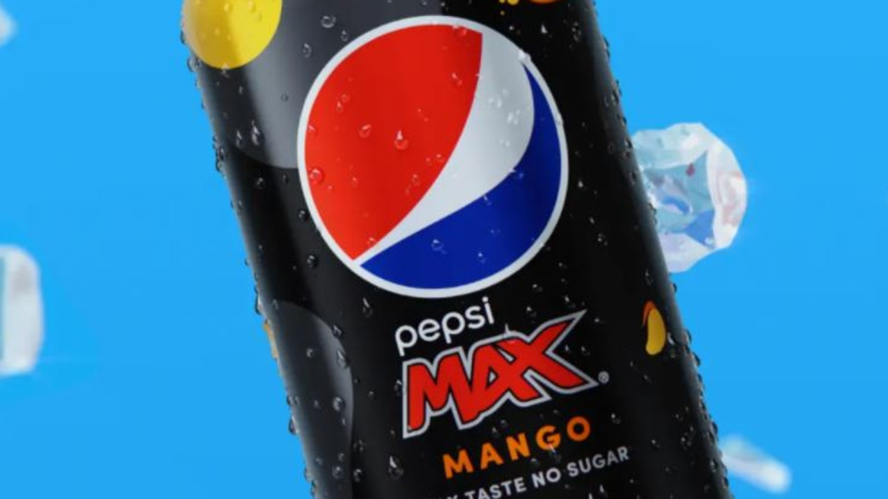 New Pepsi Max flavour cashes in on Aussie obsession