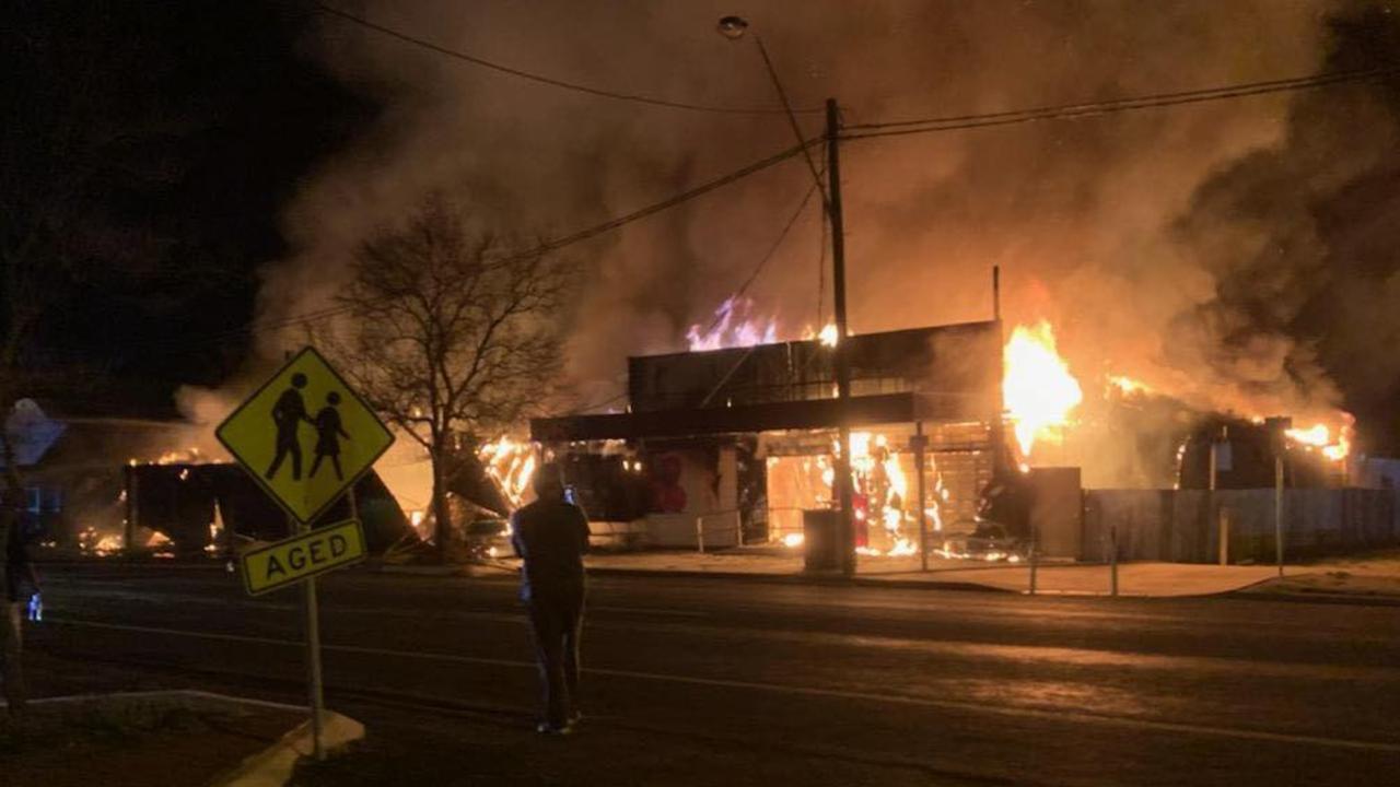 Mungindi Fire, September 1 2020