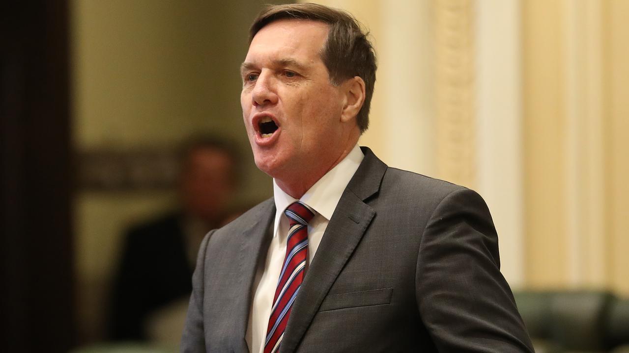Mines Minister Anthony Lynham. Picture: Liam Kidston