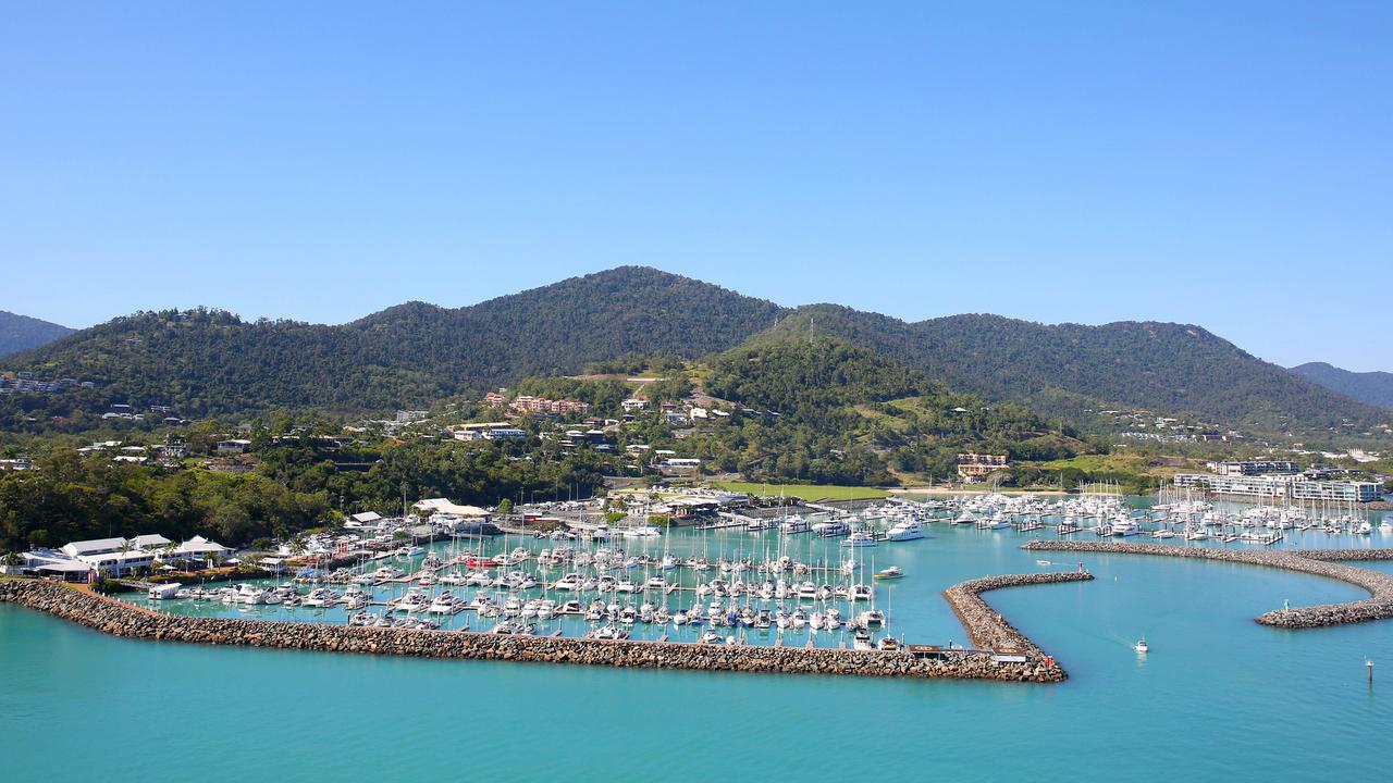Boats owners with vessels berthed at Coral Sea Marina will now have access to a relief package.