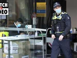 Push for public servants to patrol quarantine hotels