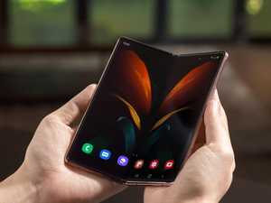 Samsung's new $2999 folding phone