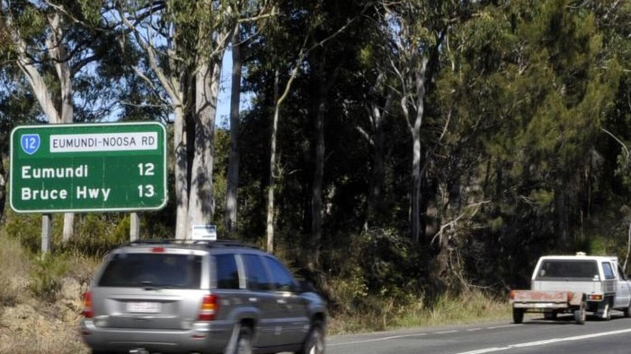 The Noosa Eumundi Rd running right through Doonan is considered too dangerous for an 80km/h speed limit by locals.