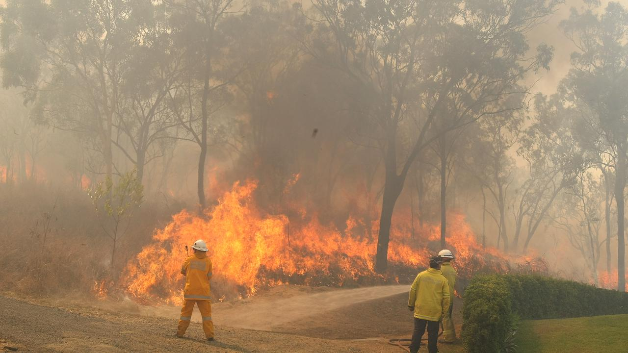 Bushfires which devastated the region last year have contributed to the financial woes.