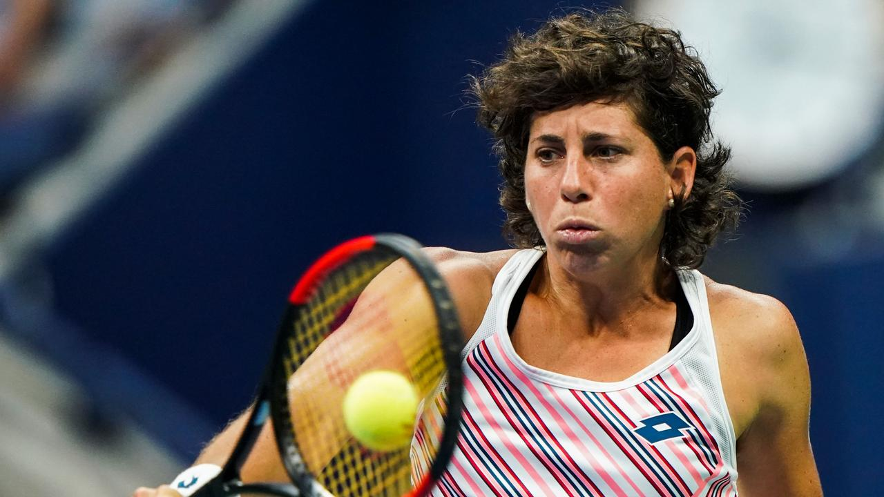 US Open women's tennis: Star reveals cancer diagnosis