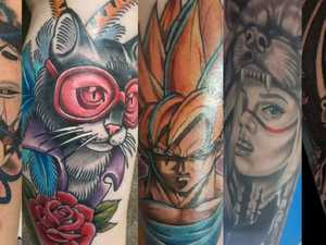 VOTE NOW: Who has Gympie's best tattoo?