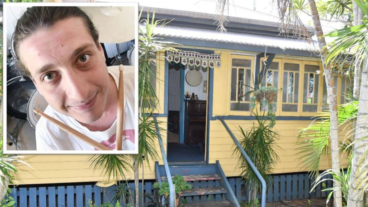 King St Music School owner Jordan Sweeney is looking for a new premises in the Buderim area to run his business. The home he currently rents is set to be replaced by a set of townhouses.