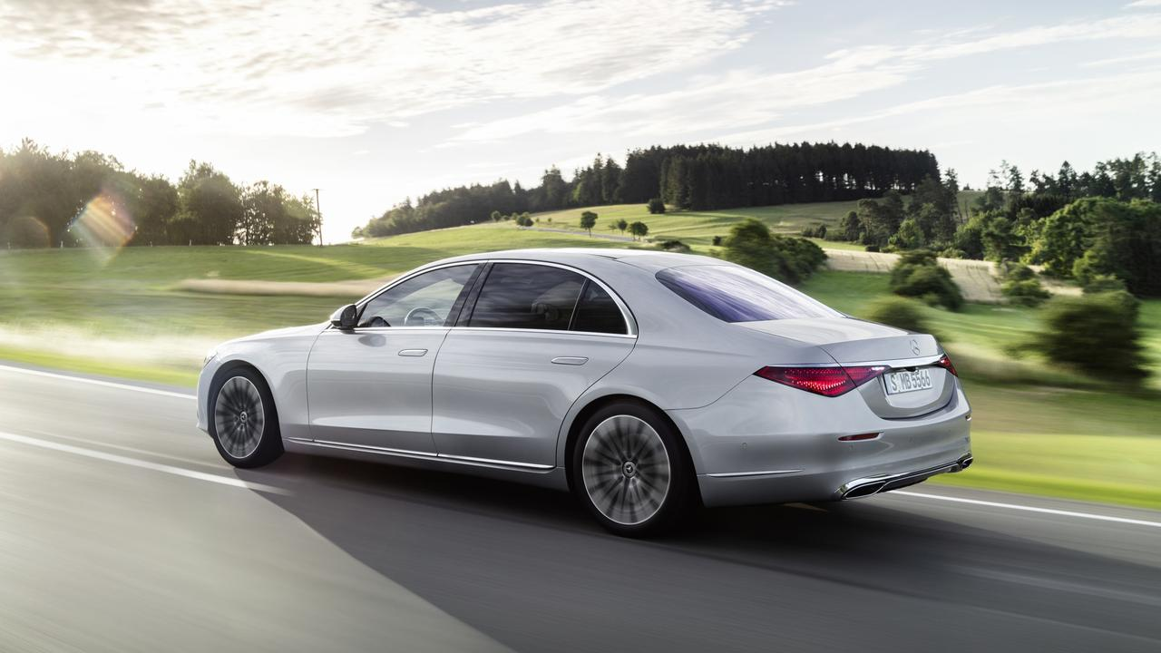 The S-Class could be the safest car on the road.