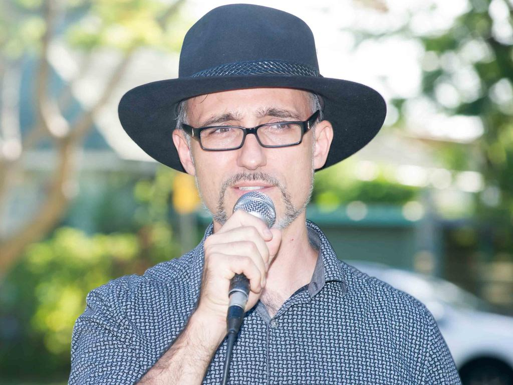 Dumped Greens candidate for Clayfield John Meyer